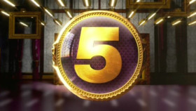 Channel 5 ident - Celebrity Big Brother 2014