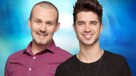 Celebrity Big Brother 2013 - Ryan Moloney, Sam Robertson