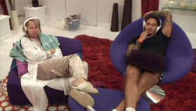 Celebrity Big Brother 12 summer 2013 hostages shopping task - Carol McGiffin, Mario Falcone
