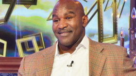 Celebrity Big Brother 2014 - Evander Holyfield evicted