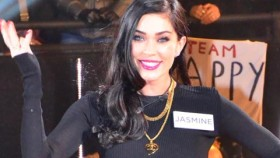 Celebrity Big Brother 13 January 2014 launch night - Jasmine Waltz