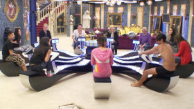 Celebrity Big Brother 2014 - Democracy shopping task