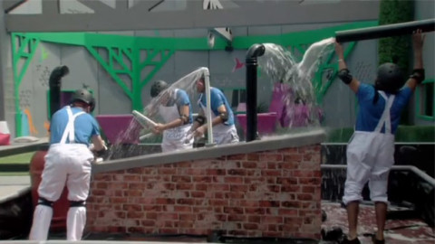 Big Brother 2014: Power Trip - Losers' shopping task