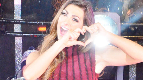 Celebrity Big Brother 2014 final - Luisa Zissman finishes fourth
