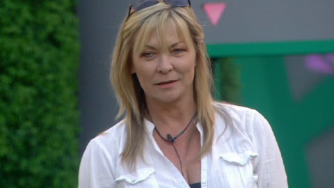 Celebrity Big Brother summer 2014 - Claire King