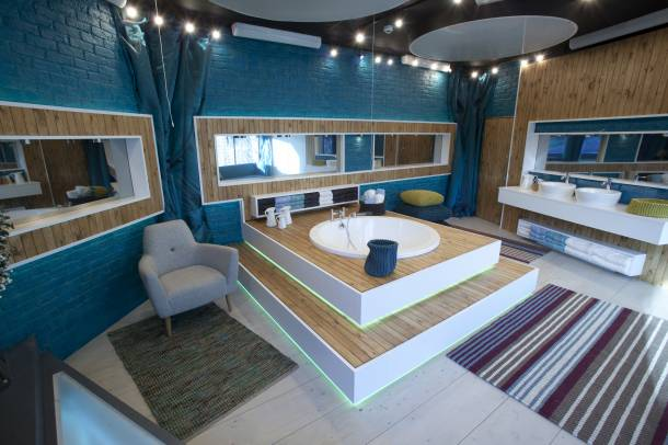 Celebrity Big Brother 2013 House Pictures Revealed Celebrity Big