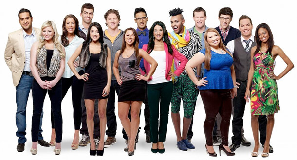 Big Brother Canada 2013 houseguests