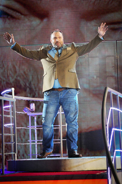 Celebrity Big Brother 2013 final - Neil Razor Ruddock
