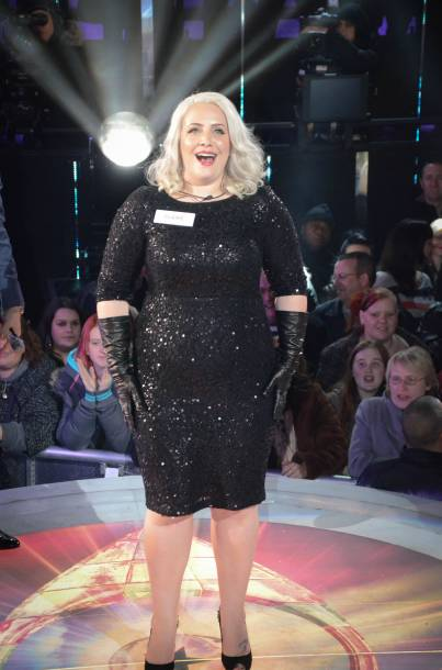 Claire from steps celebrity big brother